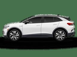 New Volkswagen ID.4 at Everett