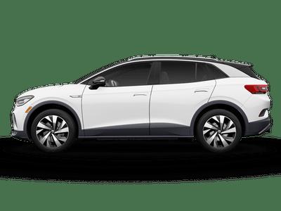 New Volkswagen ID.4 at Miami