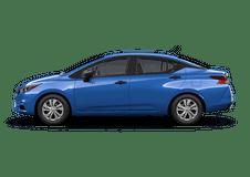 New Nissan Versa at Duluth