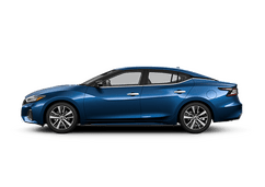 New Nissan Maxima at Dayton