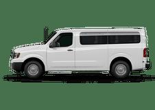 New Nissan NV Passenger at Duluth