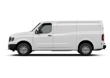 New Nissan NV Cargo at Duluth
