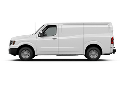 New Nissan NV Cargo at Dayton