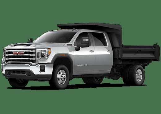 2021 Sierra 3500HD CC 2WD Crew Cab