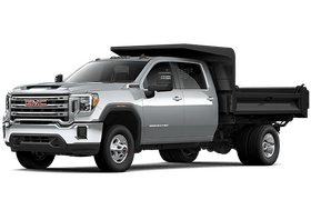 New GMC Sierra 3500HD CC at Marion