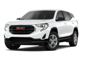 New GMC Terrain at Marion