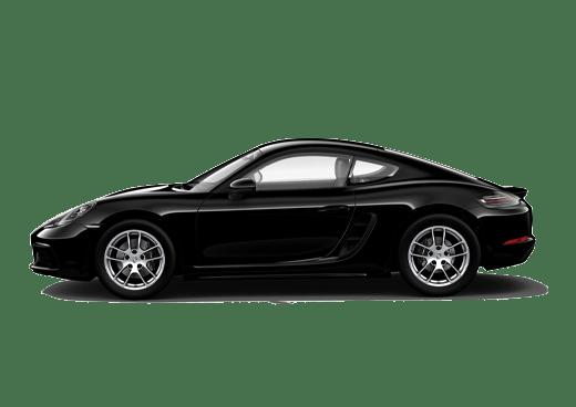 New Porsche 718 Cayman near Newark
