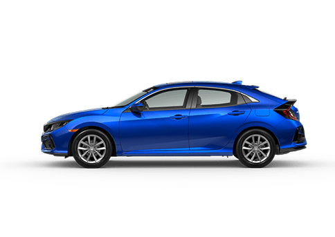New Honda Civic Hatchback in El Paso