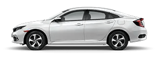 New Honda Civic Sedan in El Paso