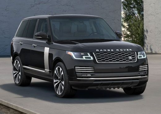 Range Rover Autobiography Fifty Edition