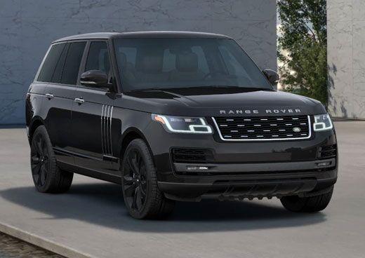 Range Rover SV Autobiography Dynamic Black