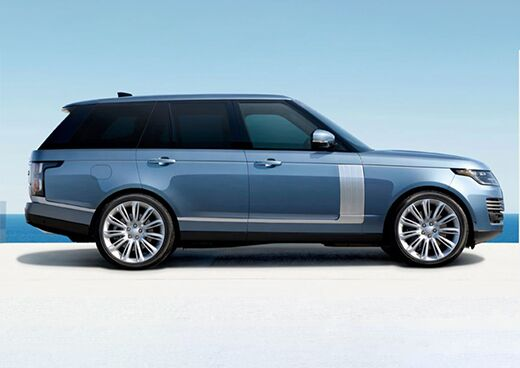 New Land Rover Range Rover near Ventura