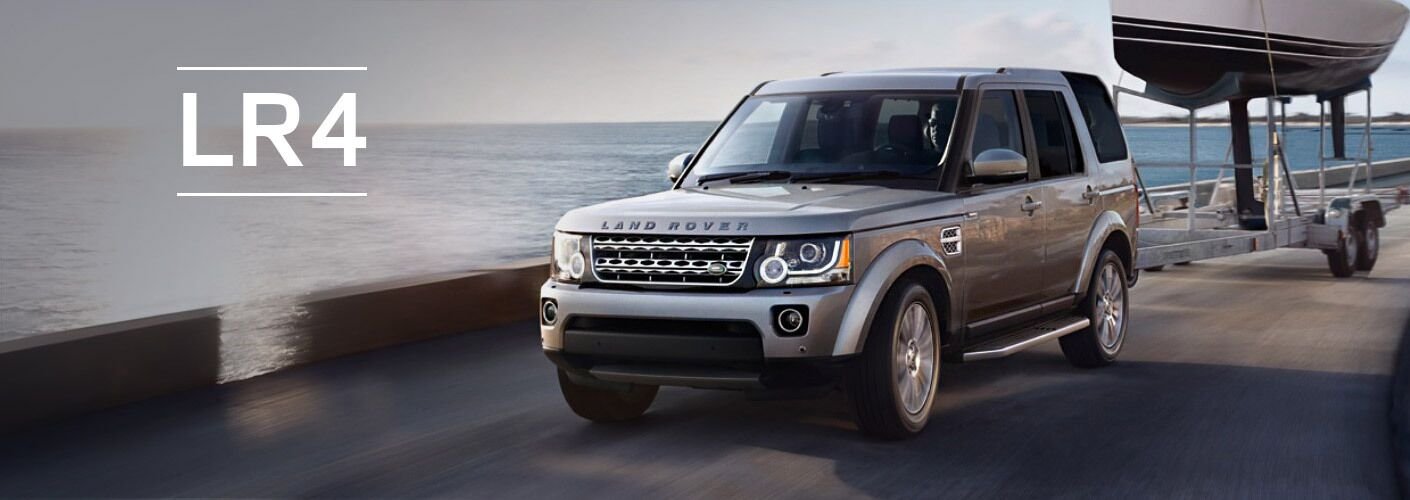 New Land Rover LR4 Merriam, KS