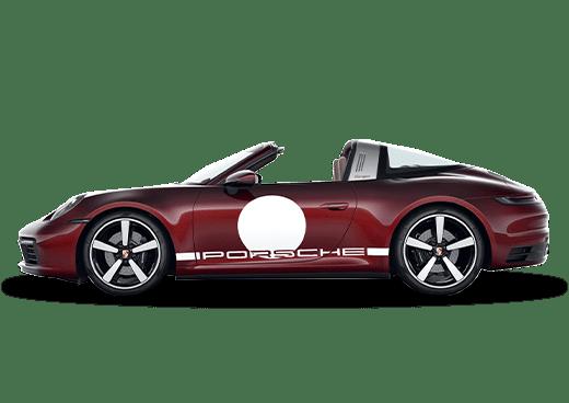 911 4S Heritage Design Edition