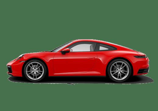 New Porsche 911 near Newark