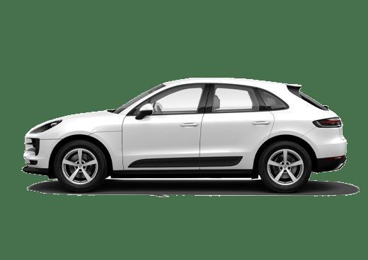 New Porsche Macan near Newark