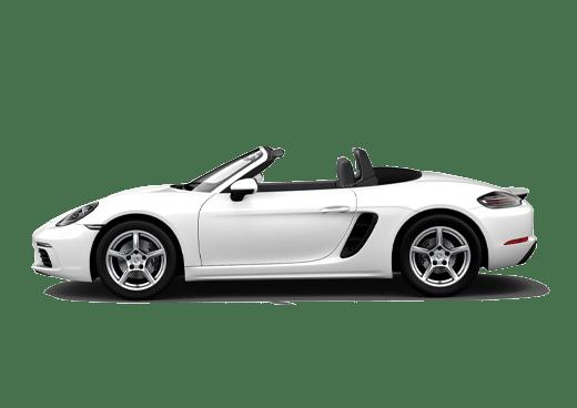 New Porsche 718 Boxster near Newark