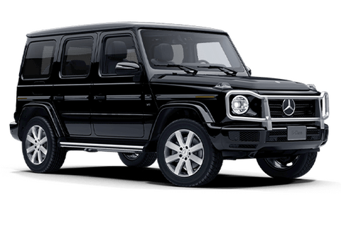 New Mercedes-Benz G-Class in Miami