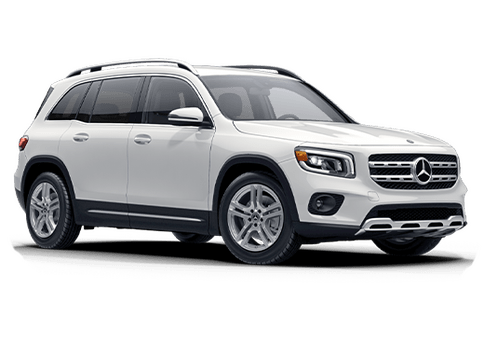 New Mercedes-Benz GLB in San Jose