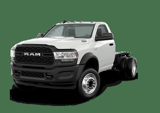New Ram 4500 Chassis Cab near Owego