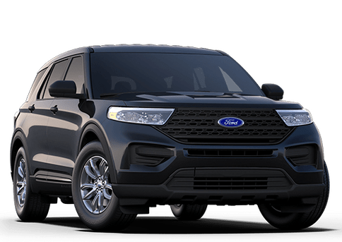 New Ford Explorer in Calgary