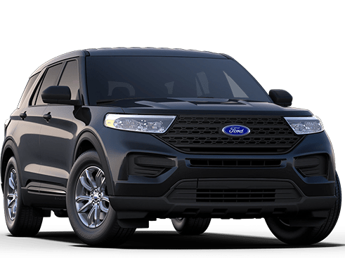 New Ford Explorer in Tampa
