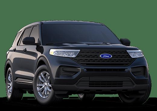 New Ford Explorer near Sault Sainte Marie