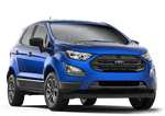 New Ford EcoSport at Essex