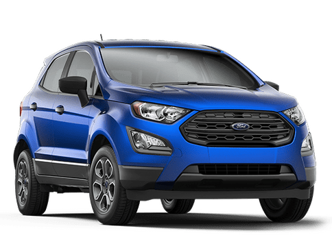 New Ford EcoSport in