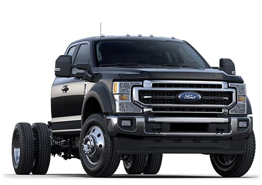 Super Duty F-550 DRW LARIAT
