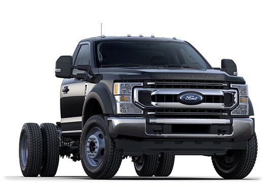 Super Duty F-550 DRW XLT