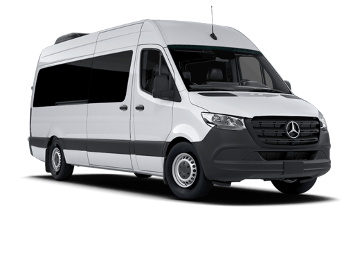 New Mercedes-Benz Sprinter Passenger Van 2500 San Jose, CA