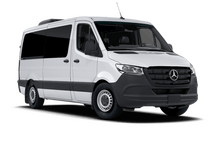 New Mercedes-Benz Sprinter Passenger Van 2500 at Wilmington