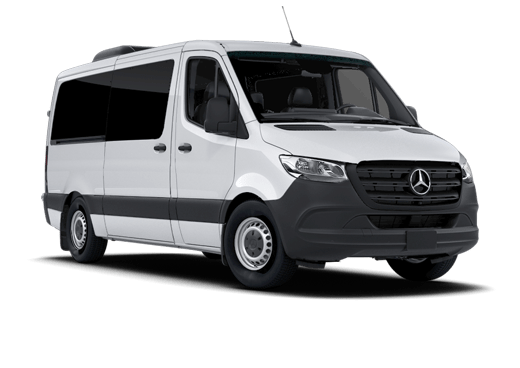 New Mercedes-Benz Sprinter Passenger Van 2500 near Bellingham