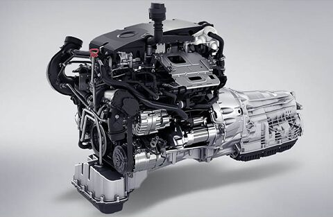 2.0L 4-Cylinder Turbo Gasoline Engine