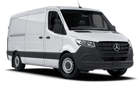 New Mercedes-Benz Sprinter Cargo Van in Pembroke Pines