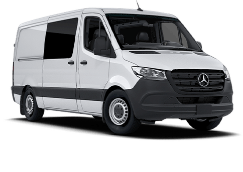 New Mercedes-Benz Sprinter Crew Van in Fort Lauderdale