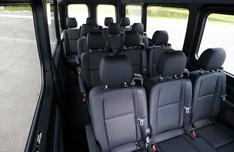 15-Seater Configuration