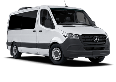 New Mercedes-Benz Sprinter Passenger Van in Fort Lauderdale
