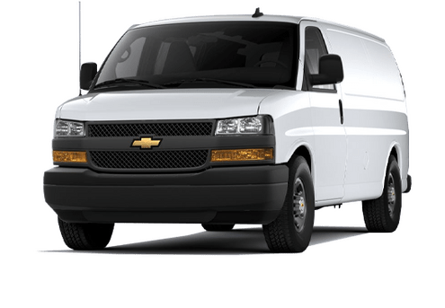 New Chevrolet Express Cargo Van in