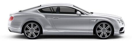 New Bentley Continental GT in San Francisco