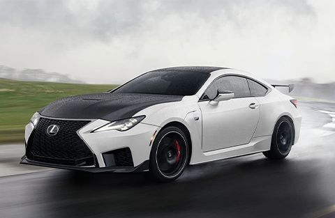 RC F FUJI SPEEDWAY EDITION