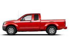 New Nissan Frontier at Dayton