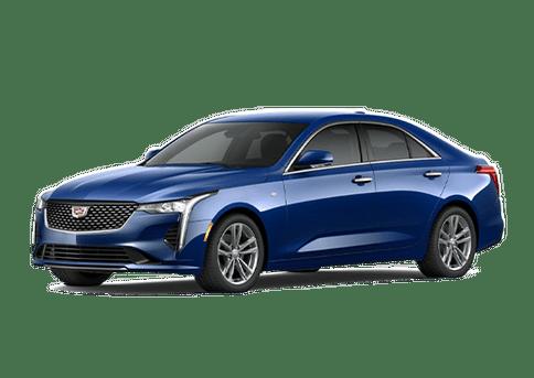 New Cadillac CT4 in Northern VA