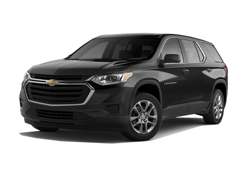 New Chevrolet Traverse in Arecibo