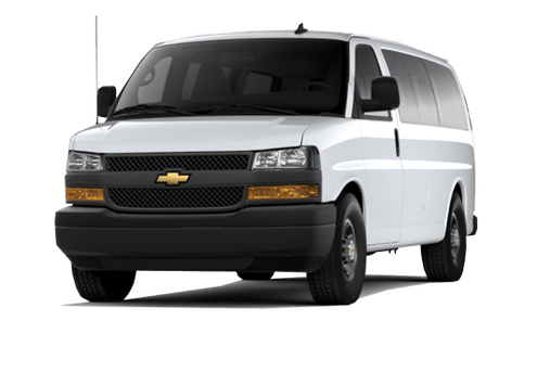New Chevrolet Express Passenger in Martinsburg