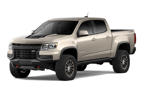 New Chevrolet Colorado in Martinsburg