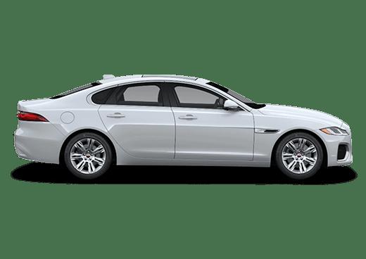 New Jaguar XF near San Antonio