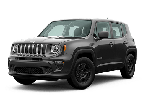 New Jeep Renegade in Raleigh