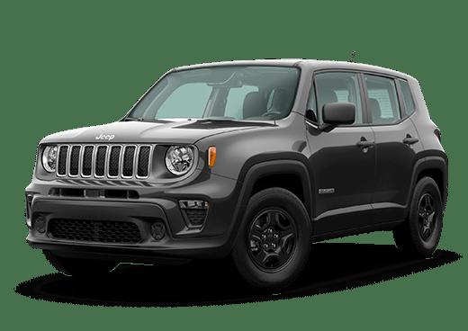 New Jeep Renegade near Owego